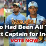 Who Had Been All Time Best Captain For India?