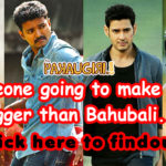 Is someone Going to be make a movie Bigger than Baahubali…