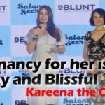 Pregnancy for her is Sexy and Blissful | Kareena Kapoor -The Change