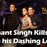 Sushant Singh Rajput Kills you with his Dashing Looks  | Lakme Fashion Week 2016