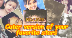 Bollywood actors childhood pictures