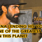 Guess who Rana is Lending his Voice in Inferno Movie???