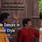 Jackie Chan Dances in Bollywood Style and Howww | KungFu Yoga