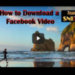 How to download a Facebook Video!!!