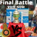 Sports Poll: Which team will Seal IPL 2016 ? RCB Vs SRH