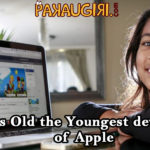 9 Year old is the Youngest developer at Apple
