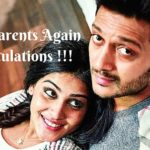 Genelia and Riteish Deshmukh, Parents Again Its a Boy !!!