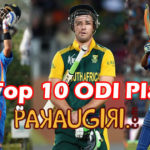 ICC Top 10 ODI Players | Top 10 Cricket Players