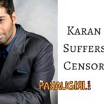 Karan Johar diagnosed with Censorrhoea |Karan Affairs