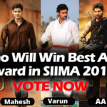 Vote for your Best Actor Now |SIIMA Awards 2016