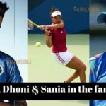 Kohli, Dhoni & Sania in the list of ESPN World Fame 100