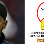 Harbhajan slammed Idea & their response is Hilarious