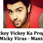 Manish Paul Soon in a Web Series