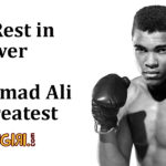 Muhammad Ali The Greatest Passes away at 74