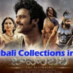 Baahubali Collections in China