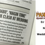 Clash over Songs in Wedding | Kanpur