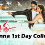 Sunil's Jakkanna Movie First Day Collections
