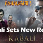 Kabali Movie Sets New Record in Youtube