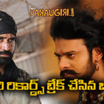 Bichagadu Movie Breaks Baahubali Records