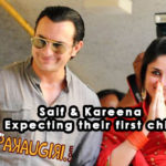Saif and Kareena Expecting their first baby