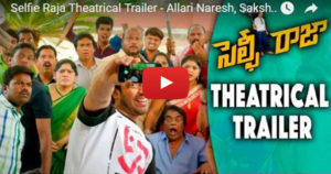Selfie Raja Movie Trailer