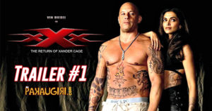 XXX : Return of Xander Cage Trailer