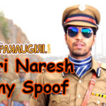 Allari Naresh funny spoof From Kithakithalu Movie