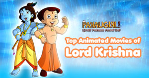 Top Animated Movies of Lord Krishna