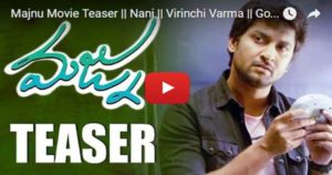 Majnu Movie Teaser