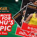 Telugu Movie Titles For Sindhu Biopic