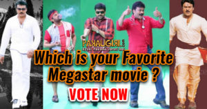 Favorite Megastar Movie