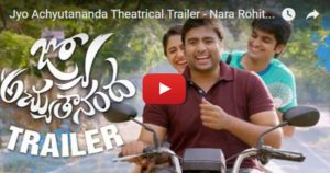 Jyo Achyutananda Official Trailer