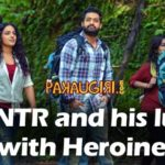 Jr. NTR and his luck with Heroines