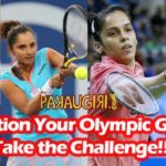 Question Your Olympic Gyaan, Take the Challenge