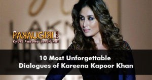 10 Most Unforgettable Dialogues of Kareena Kapoor Khan