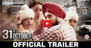 31st October Official Trailer