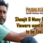 Shoojit Wants Pink To be Tax Free