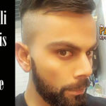 Virat Kohli Flaunts his new Hairstyle