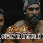 Rana Daggubati's New and Improved Look for Baahubali