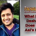 What Riteish Deshmukh Does on his Aai's Bday ?