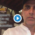 Akshay Kumar's  Gutsy take on Bengaluru Mass Molestation