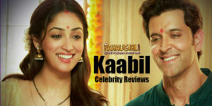Kaabil Celebrity Reviews