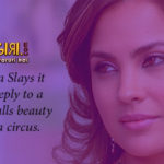 Lara Dutta Slays it with her reply to a man who calls beauty pageant a circus.