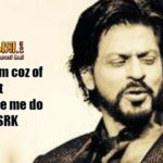 I am Who Iam coz of What Yash Ji made me do- Says SRK