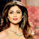 Why is Shilpa Shetty dancing with happiness ?