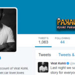 Virat Kohli hits it out of the park with 14 million twitter fans