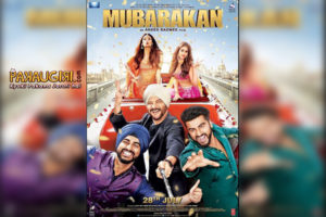 The Selfie Family of Mubarakan is here to stay