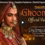 Ghoomar is Magnificent & a Visual Treat to your Eyes.
