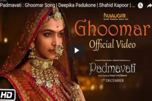 Ghoomar Official Video