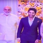 Naga Chaitanya and Samantha Reception